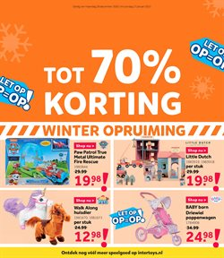 Catalogus van Intertoys ( Nog 6 dagen )