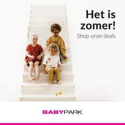 Aanbiedingen van Baby, Kind & Speelgoed in the Babypark folder ( Nog 29 dagen)