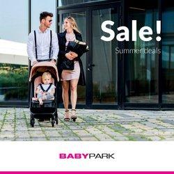 Aanbiedingen van Baby, Kind & Speelgoed in the Babypark folder ( Nog 10 dagen)