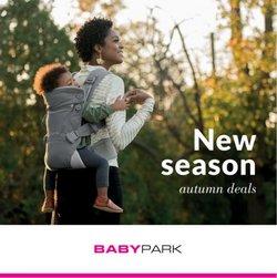 Aanbiedingen van Baby, Kind & Speelgoed in the Babypark folder ( Nog 28 dagen)