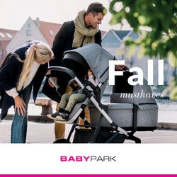 Aanbiedingen van Baby, Kind & Speelgoed in the Babypark folder ( Net gepubliceerd)