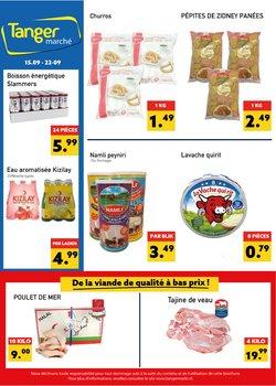Aanbiedingen van Supermarkt in the Tanger Markt folder ( Nog 6 dagen)