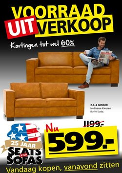 Aanbiedingen van Seats and Sofas in the Seats and Sofas folder ( Nog 2 dagen)