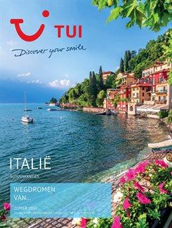 Vakantie & Reizen Aanbiedingen in de Tui folder in Amsterdam ( Meer dan een maand )