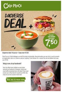 Aanbiedingen van Restaurants in the La Place folder ( Verloopt morgen)