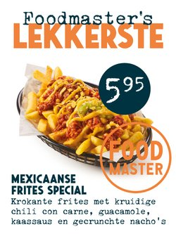 Aanbiedingen van Restaurants in the Foodmaster folder ( Net gepubliceerd)