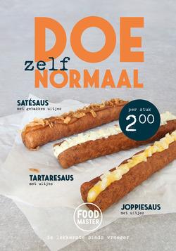 Aanbiedingen van Foodmaster in the Hilversum folder