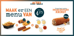 Restaurants Aanbiedingen in de Foodmaster folder in Woensdrecht