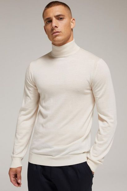 Aanbieding van Gebreide trui van merinowol voor 65€