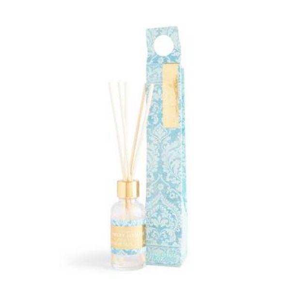 Aanbieding van Minigeurverspreider Sweet Jasmine met blauwe print, 30 ml voor 0,8€