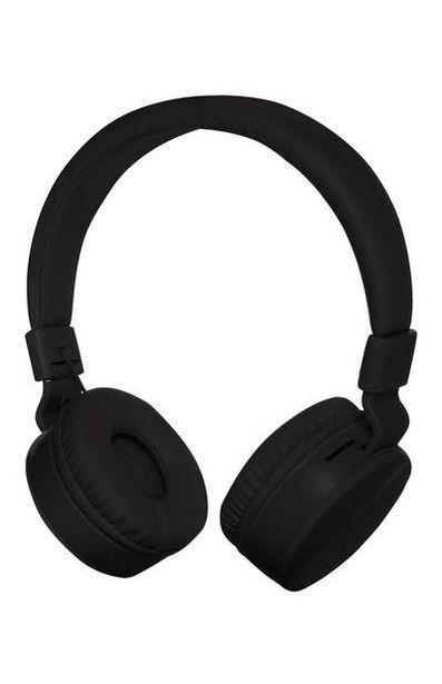 Aanbieding van Zwarte draadloze oplaadbare koptelefoon voor 20€