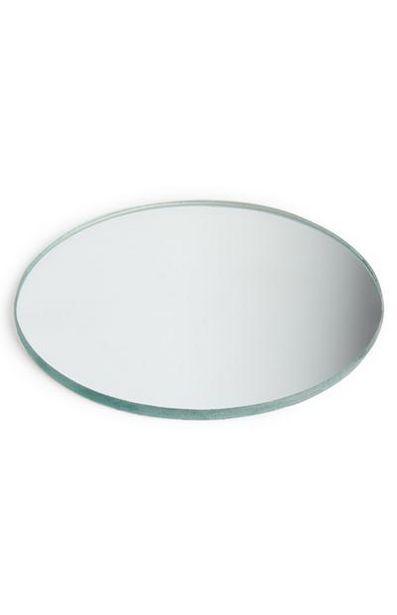 Aanbieding van Kleine ronde decoratieve spiegel voor 1€