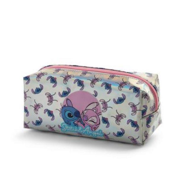 Aanbieding van Blauw etui Disney Lilo & Stitch voor 3€