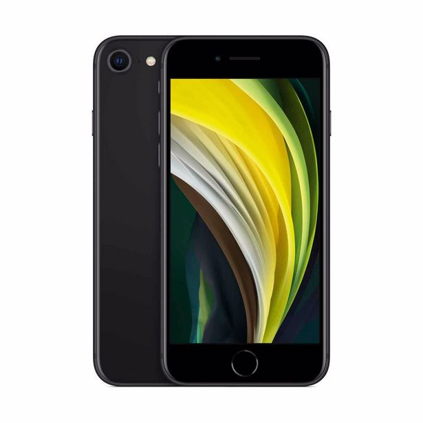Aanbieding van Apple iPhone SE 2020 - 128GB (Zwart) voor 542,1€