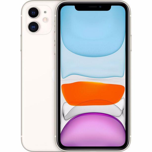 Aanbieding van Renewd Apple iPhone 11 64GB (Wit) - Refurbished voor 599€