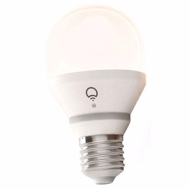Aanbieding van LIFX slimme verlichting E27 White voor 15,99€
