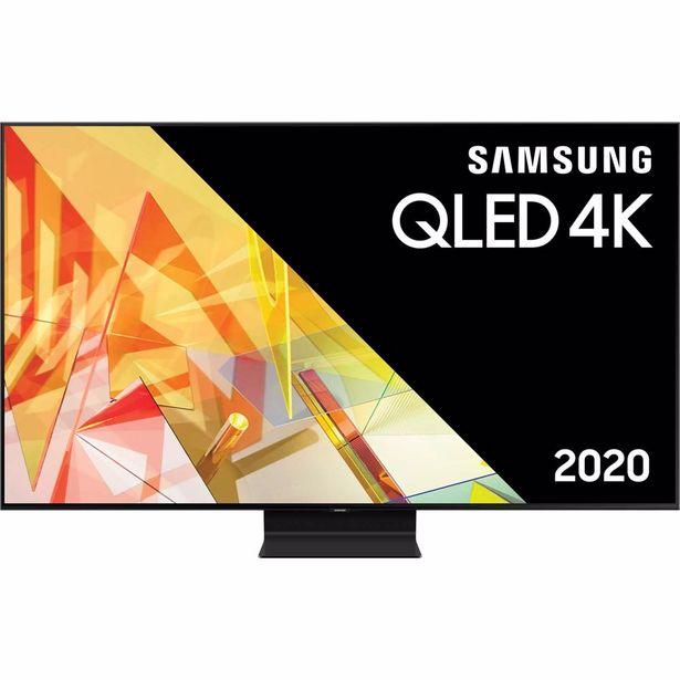 Aanbieding van Samsung 4K Ultra HD QLED TV 55Q95T voor 1199€