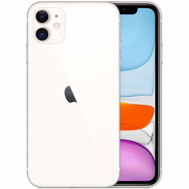 Aanbieding van Apple iPhone 11 - 128GB (Wit) voor 799€