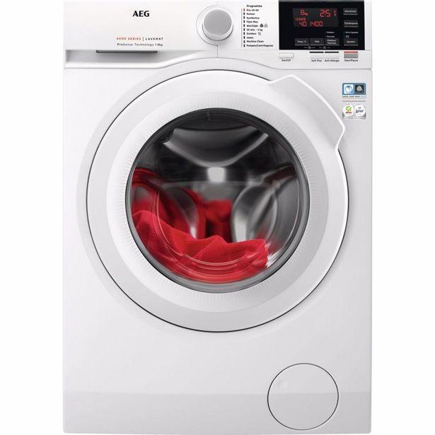 Aanbieding van AEG ProSense wasmachine L6FBN84GP voor 529€