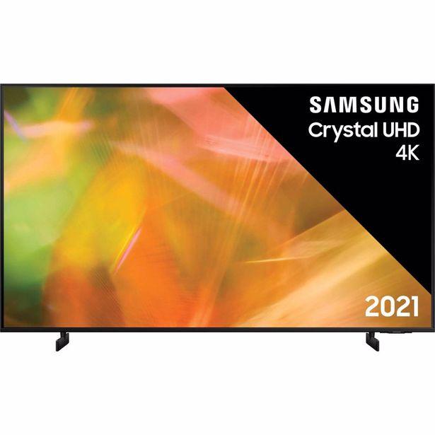 Aanbieding van Samsung Crystal UHD TV 50AU8070 (2021) voor 699€