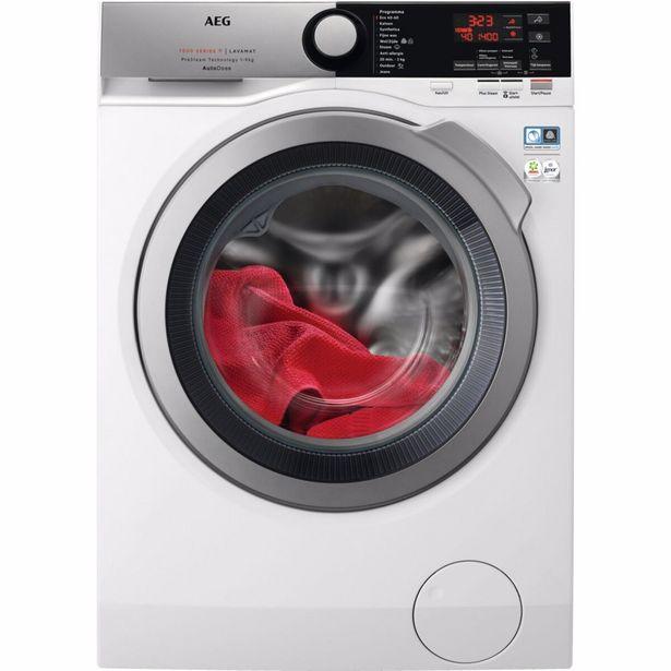 Aanbieding van AEG ProSteam AutoDose wasmachine L7FENQ96 voor 749€