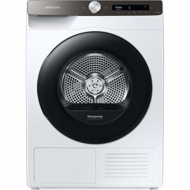 Aanbieding van Samsung warmtepompdroger DV80T5220AT voor 649€