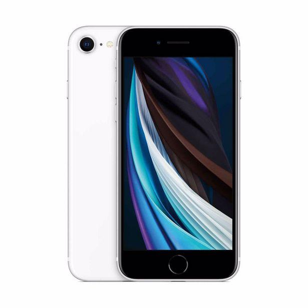Aanbieding van Apple iPhone SE 2020 - 64GB (Wit) voor 492,1€