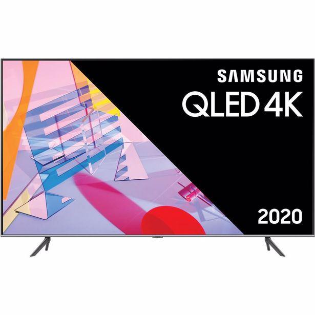 Aanbieding van Samsung 4K Ultra HD QLED TV 65Q65T (2020) voor 999€