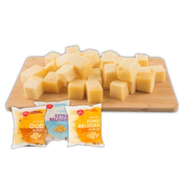 Aanbieding van 1 de Beste kaasblokjes voor 1,79€