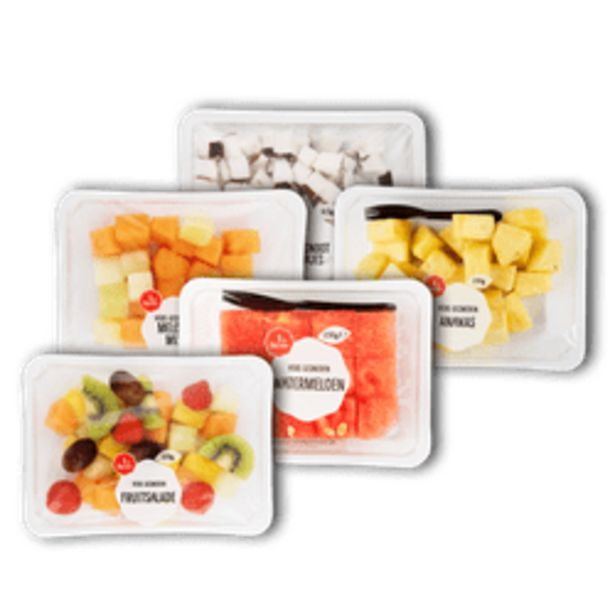 Aanbieding van 1 de Beste gesneden fruit voor 1,49€