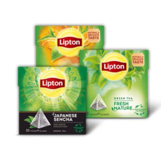 Aanbieding van Lipton thee voor 2,49€