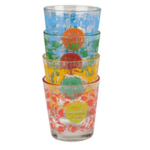 Aanbieding van Bormioli glas voor 0,33€