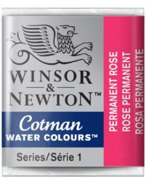 Aanbieding van Cotman water half napje permanent rose voor 2,89€