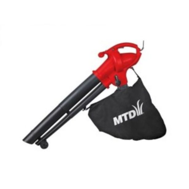 Aanbieding van MTD Elektro Bladblazer BV 2500E voor 44,95€
