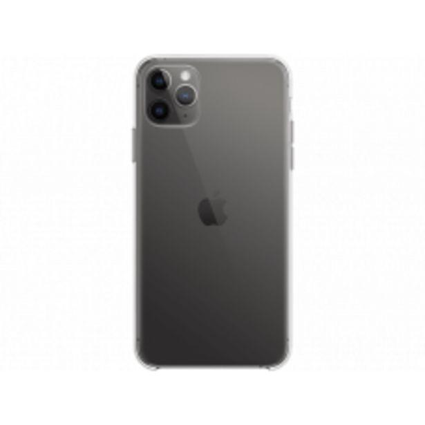 Aanbieding van APPLE iPhone 11 Pro Max Clear Case Transparant voor 24,98€