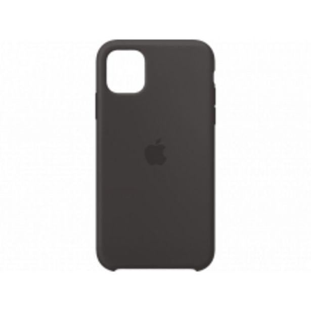 Aanbieding van APPLE iPhone 11 Siliconen Case Zwart voor 31,99€