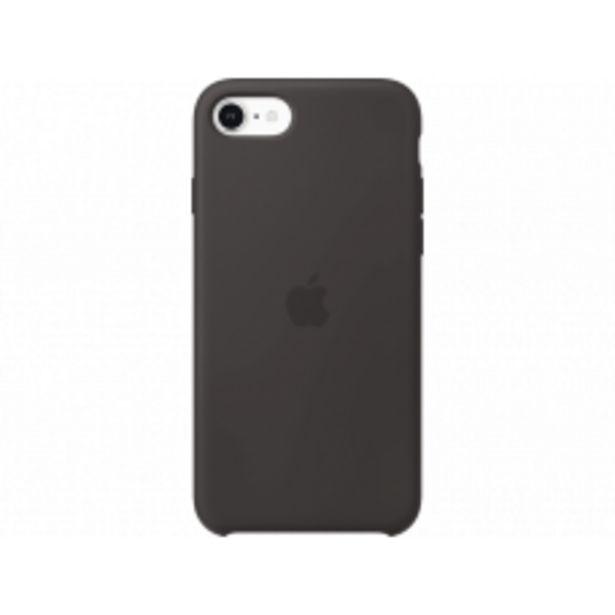 Aanbieding van APPLE iPhone SE Siliconen Case Zwart voor 25,35€