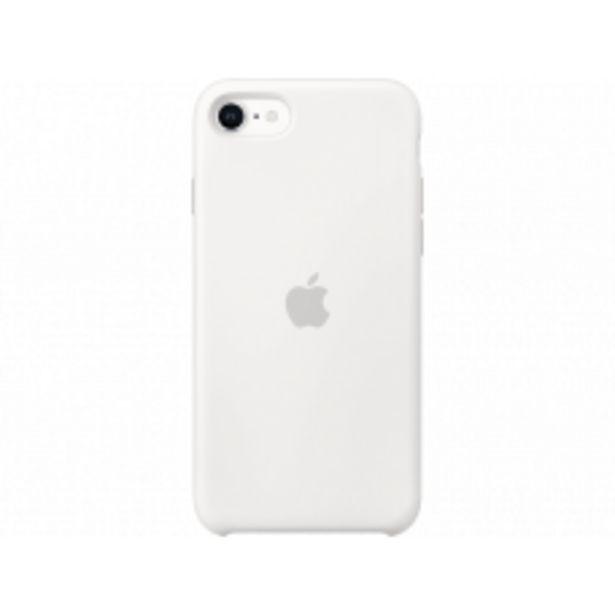 Aanbieding van APPLE iPhone SE Siliconen Case Wit voor 35,1€