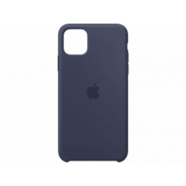 Aanbieding van APPLE iPhone 11 Pro Max Siliconen Case Blauw voor 22€
