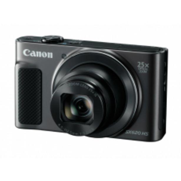 Aanbieding van CANON PowerShot SX620 HS Zwart Essentials Kit voor 193,79€
