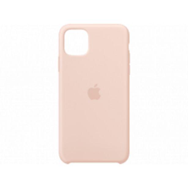 Aanbieding van APPLE iPhone 11 Pro Max Siliconen Case Roze voor 30,09€