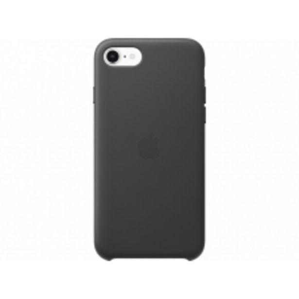 Aanbieding van APPLE iPhone SE Leren Case Zwart voor 31,17€