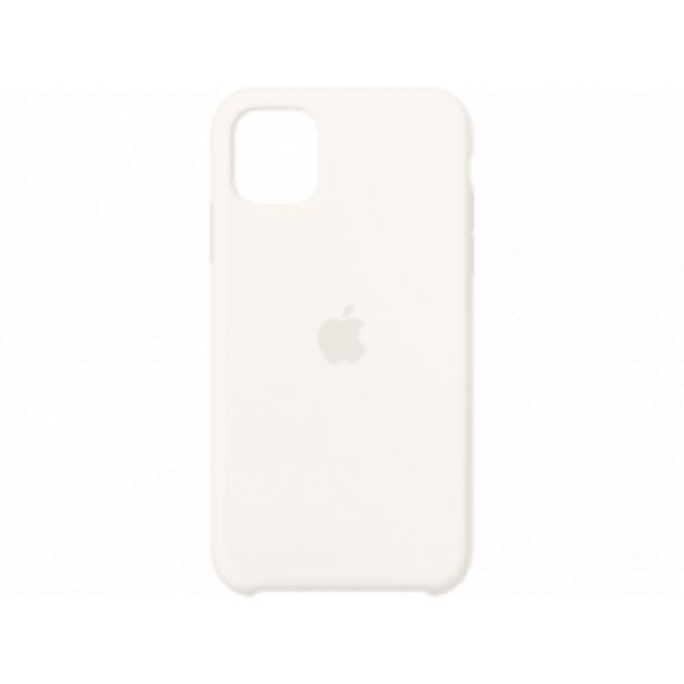 Aanbieding van APPLE iPhone 11 Siliconen Case Wit voor 33,99€