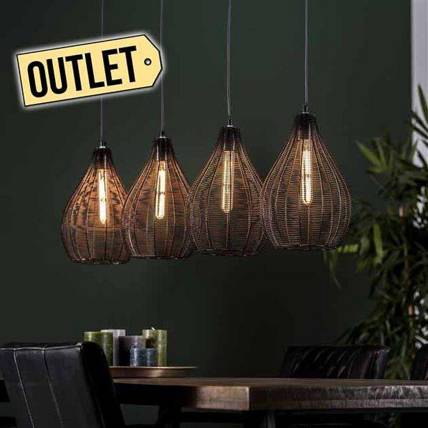 Aanbieding van Goccia Hanglamp voor 119€