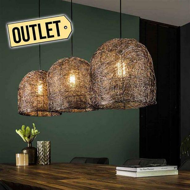 Aanbieding van Haystack Hanglamp 3-lichts voor 119€