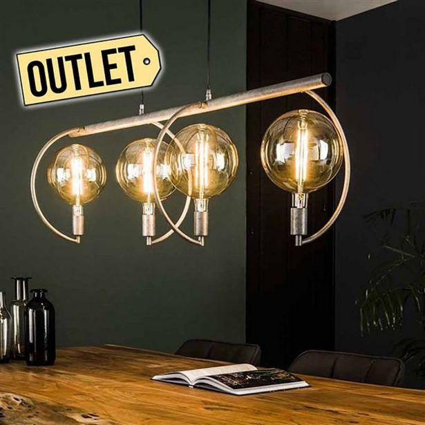 Aanbieding van Chop Hanglamp 4-lichts voor 69€
