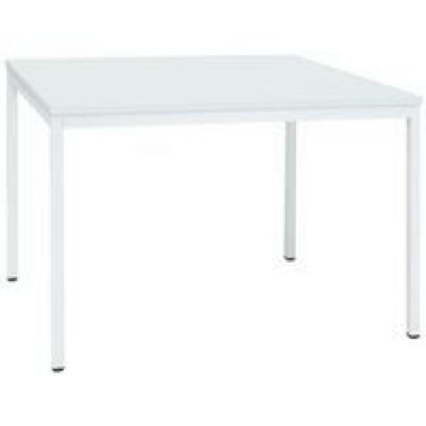Aanbieding van Tafel Basic-Line - Diepte 60 cm - Manutan voor 122,5€
