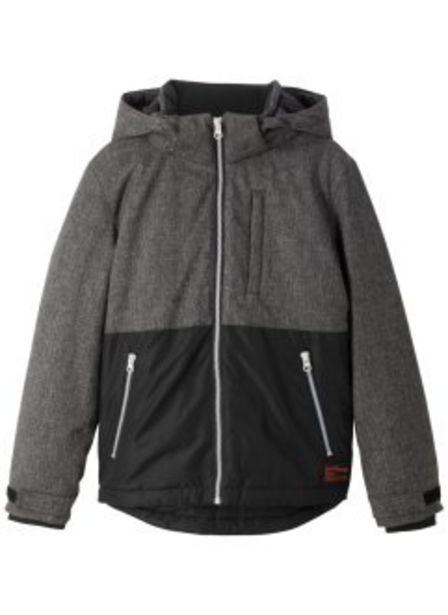 Aanbieding van Gevoerde winterjas voor 37,99€