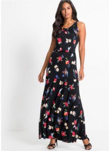 Aanbieding van Maxi jurk met print voor 17,99€