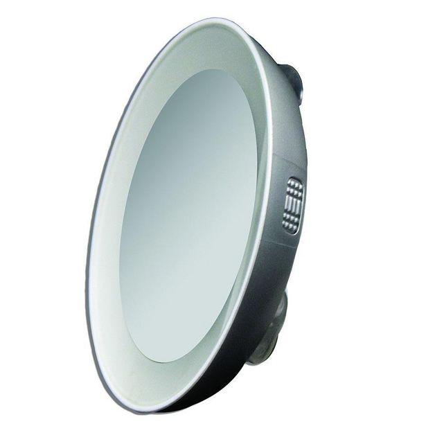 Aanbieding van Spiegel 15x vergrotend met LED licht voor 36,85€